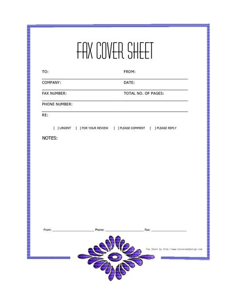 fax cover sheet template free printable pin by robert guthrie on fax cover sheet