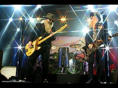 Zz Top La Grange Live by Zz Top La Grange Live In Sydney Australia March 12