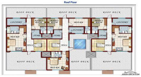 compound floor plans فيلات متصلة makarem compound floor plan 187 arab arch