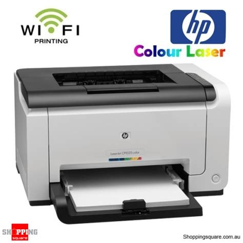 Printer Laserjet Wifi hp laserjet pro cp1025nw wireless color laser network printer usb shopping shopping