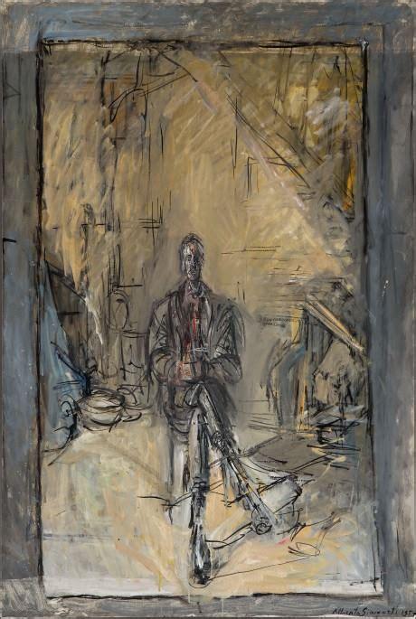 portrait jean genet giacometti giacometti figure painting pinterest alberto