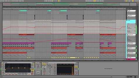 Dubstep Ableton Template Spitfire By Abletunes Youtube Ableton Set Default Template