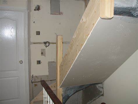 How To Install A Hip Roof Example Loft Conversion Staircase