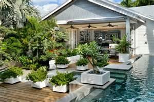 modern garden design examples planters as accent houzz 15 creative exterior houses designs examples dezineguide