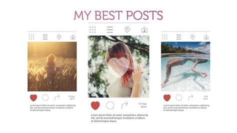 My Instagram Promo Websites After Effects Templates F5 Design Com Free Instagram After Effects Template