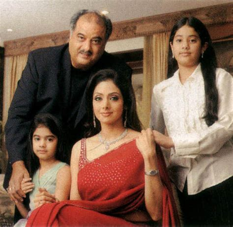sridevi family sridevi happy family pictures xcitefun net