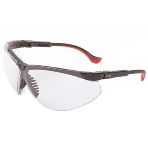 Uvex Safety Glasses The Glass 9161 Clear Lens 9161014 uvex genesis xc safety glasses clear lens uvex safety glasses uvxs3300
