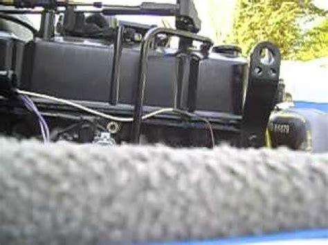 boat engine knocking mercruiser 3 0 gm knocking knock noise youtube