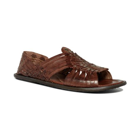 Bed Stu by Bed Stu El Duque Sandals In Brown For Lyst