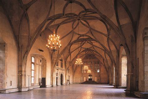 prague castle  royal palace stary kralovsky palac