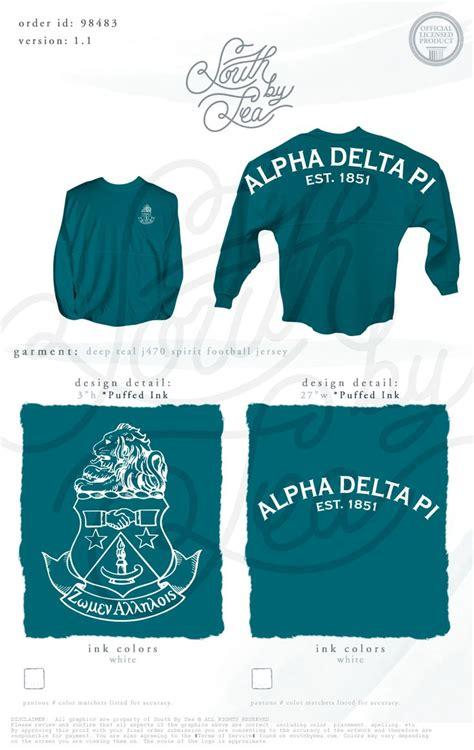 design spirit jersey 1000 images about alpha delta pi on pinterest sorority