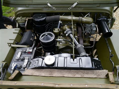 wwii jeep engine you can buy dwight eisenhower s willys jeep for 750k on