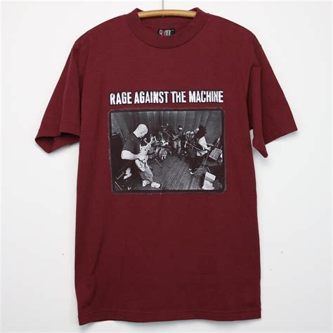 Rage Against The Machine Sweater rage against the machine shirt 1997 wyco vintage