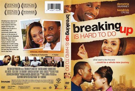 film up hard breaking up is hard to do movie dvd scanned covers