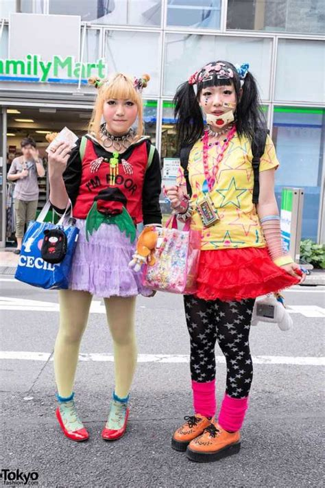 unconventional japanese street fashion trends
