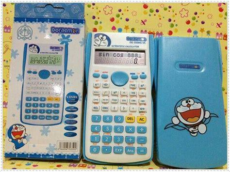 Kalkulator Scientific Motif Hello jual kalkulator cantik doraemon dan hellokitty iqbal