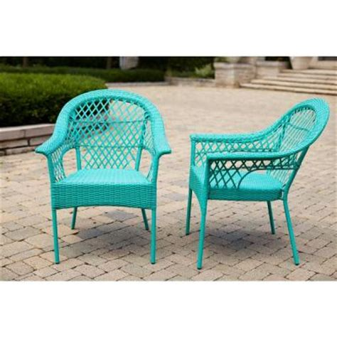 stacking patio chairs hton bay stacking patio chair 2 pack d9544 d2