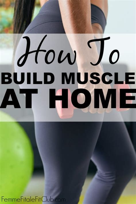how to build at home
