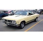 Phscollectorcarworld Canadian Classic 1967 Pontiac