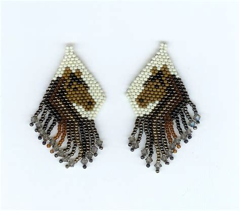 best 25 seed bead earrings ideas on diy
