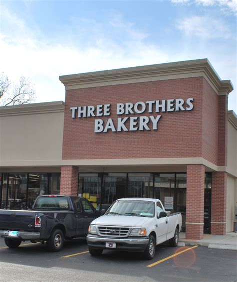 three bakery three brothers bakery opens new modern bakery cafe during recession