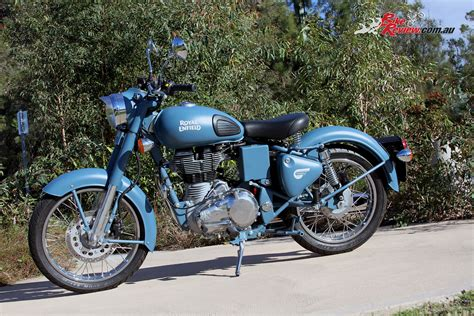 blue review review 2016 royal enfield classic squadron blue bike review