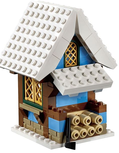 winter cottage lego lego 10229 winter cottage i brick city