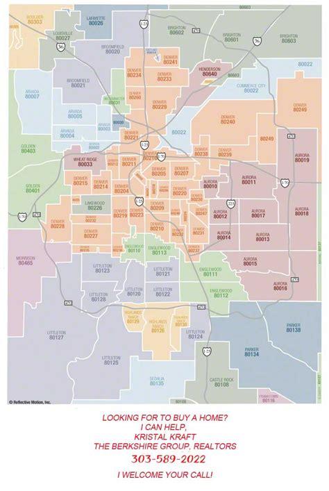 zip code map denver metro denver zip code map search