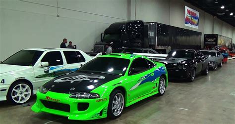 fast and furious used cars fast and furious cars spotted at detroit autorama 2015