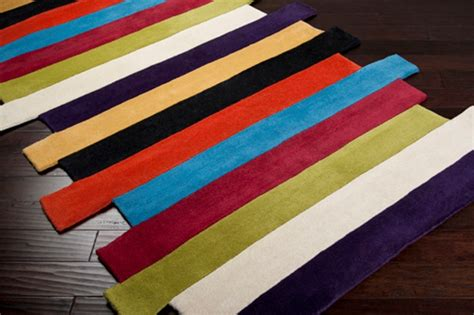 colorful rug stylish and colorful nature inspired rugs digsdigs