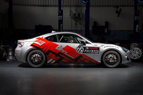 toyota  pro  racing series announced  conjunction   supercars  caradvice