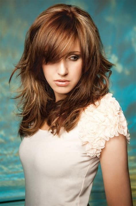 long hairstyles with bangs curly long layered curly hairstyles with bangs women hairstyle