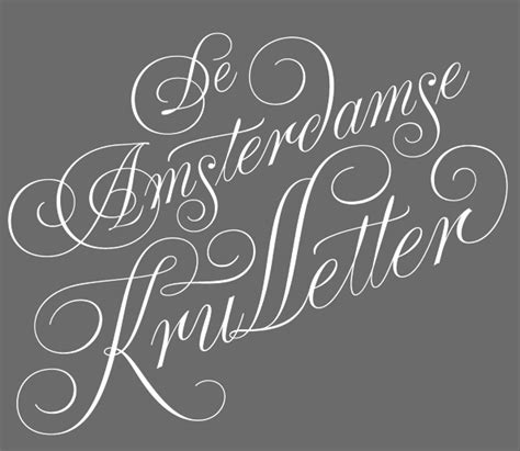 Motivation Letter Of Amsterdam De Amsterdamse Krulletter
