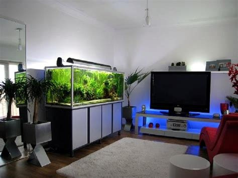 living room aquarium 100 ideas integrate aquarium designs in the wall or in the