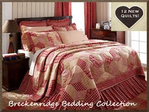 Country Style Bedspreads And Quilts Retro Barn Country Linens Country Style Bedding Table