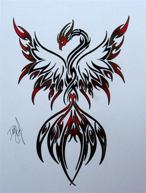 25 unique phoenix tattoo ideas on pinterest