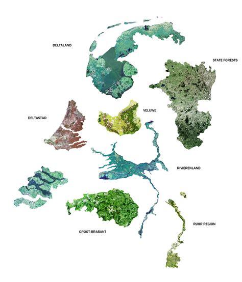 netherlands map reclaimed land karres brands