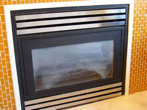 gas fireplace repair glass gas fireplace repair
