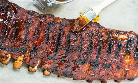 Bar In Kitchen Ideas by 16 Easy Bbq Pork Ribs Recipes Best Marinades For