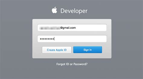 apple id login how to add a new device to apple developer portal