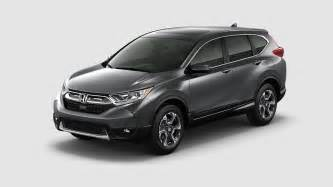 honda cr v colors what exterior colors can you get with the 2017 honda cr v