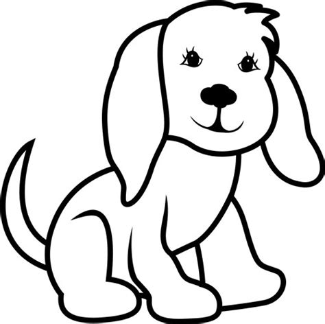 puppy outline outline drawings of dogs club membership start piling up the free stuff now become