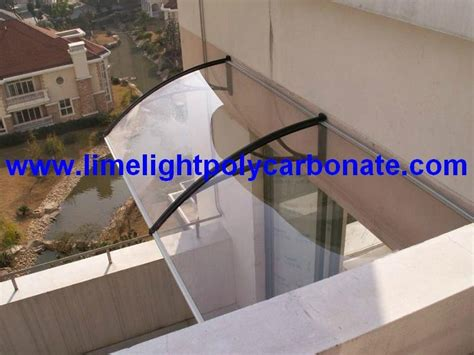 diy polycarbonate awning awning canopy polycarbonate awning door canopy window