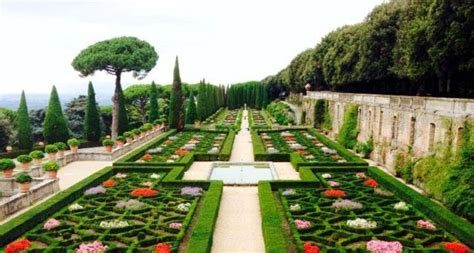 giardini vaticani papa francesco apre i giardini vaticani al pubblico