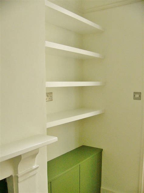 bespoke floating shelves g bespoke alcove floating shelves enigma dublin 4