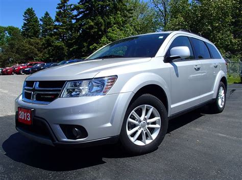 jeep journey 2013 dodge journey sxt silver lakeridge chrysler dodge