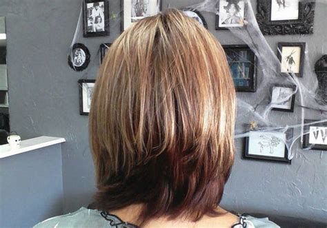 update to the bob haircut 17 best ideas about long layered bobs on pinterest