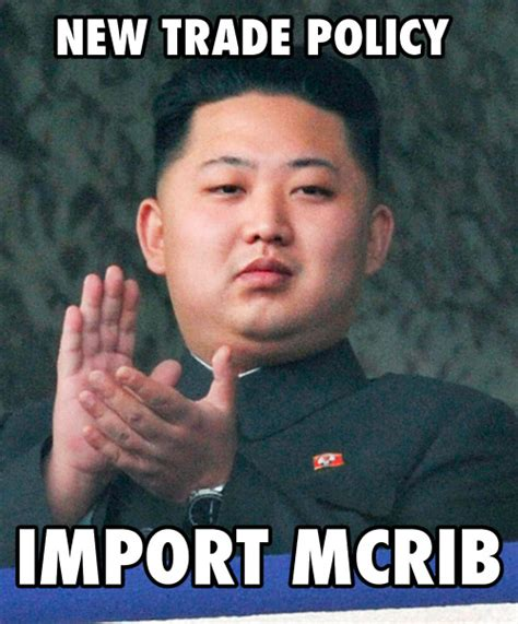 Kim Jong Meme - redhotpogo rocket ship go broom