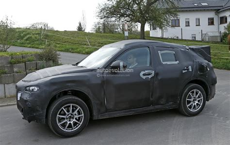 2017 Alfa Romeo Stelvio by 2017 Alfa Romeo Stelvio Spied At The Nurburgring