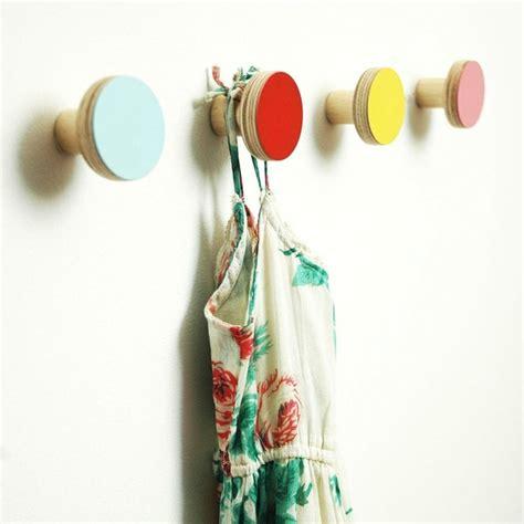 garderobenhaken holz kleiderhaken 100 tolle ideen